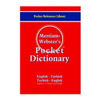 Merriam Webster's Pocket Dictionary