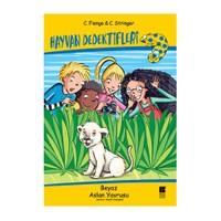 Hayvan Dedektifleri: Beyaz Aslan Yavrusu-C. Fiengo