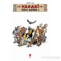 Yakari Toplu Albümü 1