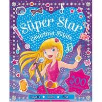 Süper Star Çıkartma ve Aktivite Kitabı (300 Çıkartma)