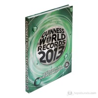 Guinness Rekorlar Kitabı 2013 (Türkçe)