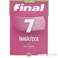 Final 7.Sınıf İngilizce Konu Anlatımlı