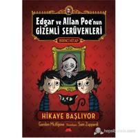 Edgar ve Allan Poe'nun Gizemli Serüvenleri 1 - Hikaye Başlıyor