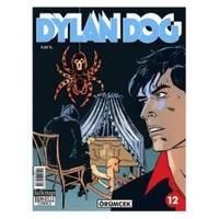 Dylan Dog Sayı 12 Örümcek