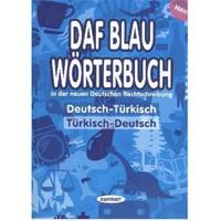 Daf Blau Wörterbuch (Daf Resimli Sözlük)