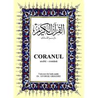 Coranul Büyük Boy (Arapça - Romence Kar'an-ı Kerim Meali)