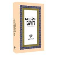 Kur'An-I Kerim Meali Orta Boy (Türkçe Anlam)-Kolektif