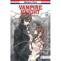Vampire Knight: Vampir Şövalye 19-Matsuri Hino