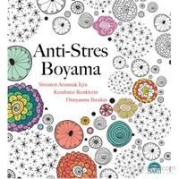 Anti Stres Boyama - Christina Rose