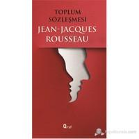 Toplum Sözleşmesi-Jean-Jacques Rousseau