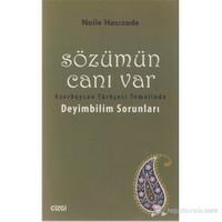 Sözümün Canı Var (Azerbaycan Türkçesi Temelinde Deyimbilim Sorunları )