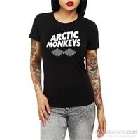 Köstebek Arctic Monkeys Kadın T-Shirt