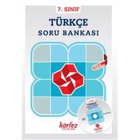 Körfez 7.Sınıf Türkçe Soru Bankası Çözüm Dvd'Li-Kolektif