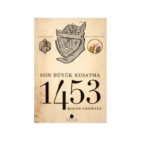 1453 Son Büyük Kuşatma (Cep Boy)-Roger Crowley