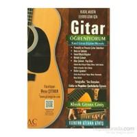 Gitar Öğreniyorum Temel Gitar Eğitim Metodu - Musa Çetiner