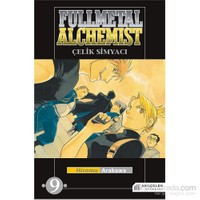 Fullmetal Alchemist - Çelik Simyacı 9-Hiromu Arakawa