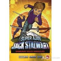 Süper Ajan Jack Stalwart (11. Kitap) - Samuray Kılıcı Hırsızlığı