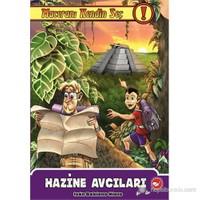 Maceranı Kendin Seç (3. Kitap) - Hazine Avcıları - Ivan Babiano Nieto