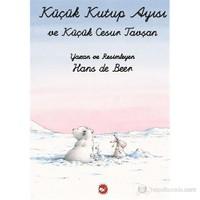 Küçük Kutup Ayısı (El Yazılı) - Ve Küçük Cesur Tavşan-Hans De Beer