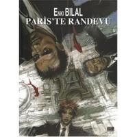 Paris'te Randevu (Canavar Dörtlemesi 3) Enki Bilal Türkçe Çizgi Roman