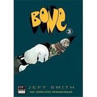 Bone 3 Vadiınanın Gözleri Türkçe Çizgi Roman-Jeff Smith