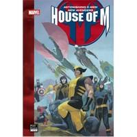 House Of M Türkçe Çizgi Roman - Brian Michael Bendis