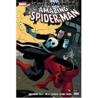 The Amazing Spider-Man 6 Suç Ve Cezalandırıcı Türkçe Çizgi Roman