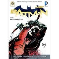Batman: Yeni 52 1 Baykuşlar Divanı Türkçe Çizgi Roman - Scott Snyder