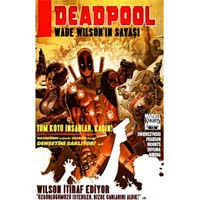 Deadpool: Wade Wilson'ın Savaşı Türkçe Çizgi Roman - Duane Swierczynski