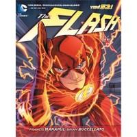 Flash Cilt 1 İleri Türkçe Çizgi Roman - Francis Manapul