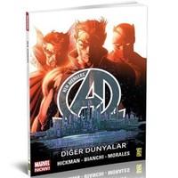New Avengers (Marvel Now) 3: Diğer Dünyalar Türkçe Çizgi Roman - Jonathan Hickman
