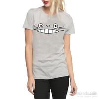 Köstebek Totoro Kadın T-Shirt