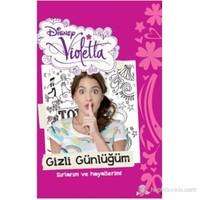 Disney Violetta - Gizli Günlüğüm-Sırlarım ve Hayallerim
