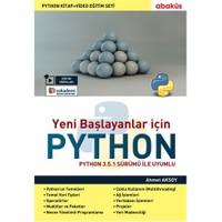Yeni Başlayanlar İçin Python - Ahmet Aksoy