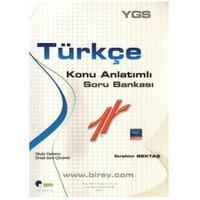 Birey Ygs Türkçe Konu Anlatımlı Soru Bankası - İbrahim Bektaş