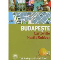Budapeşte Cartovılle Harita Rehber