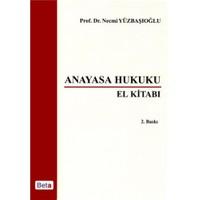 Anayasa Hukuku El Kitabı - Necmi Yüzbaşıoğlu