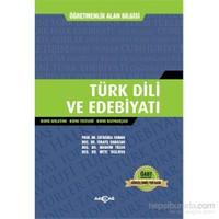 Türk Dili Ve Edebiyatı - Öğretmenlik Alan Bilgisi