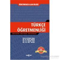 Türkçe Öğretmenliği - Öğretmenlik Alan Bilgisi