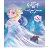 Disney Karlar Ülkesi - Çıkartmalı Boyama Kitabı-Kolektif