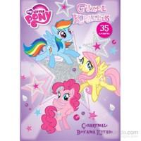 My Little Pony Güzel Krallık - Çıkartmalı Boyama Kitabı-Kolektif