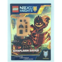 Lego Nexo Knights: Kitapların Savaşı-Kolektif