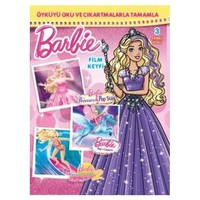 Barbie Film Keyfi (Çıkartmalı Öykü)-Kolektif