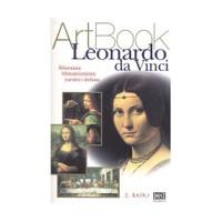 Leonardo Da Vinci Art Book