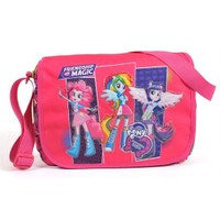Yaygan 42526 My Little Pony Equestria Girls Lisanslı Postacı Çantası