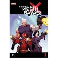 X-Force - Cable: Mesih Savaşı 1 Türkçe Çizgi Roman