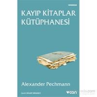 Kayıp Kitaplar Kütüphanesi-Alexander Pechmann