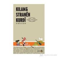 Kilam - Stranen Kurdi (Ciltli)
