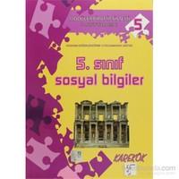 Karekök 5. Sınıf Sosyal Bilgiler Soru Bankası - Ömer Fatih Karaot