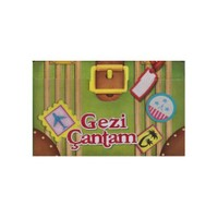 Minik Çantalar: Gezi Çantam-Kolektif